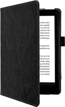 Kobo Aura 2nd edition 6 inch eReader Sleep Cover, Premium Business Case, Betaalbare zwarte Hoes-Sleepcover voor Kobo Aura editie 2 (2016), sleeve / tas, zwart , merk i12Cover