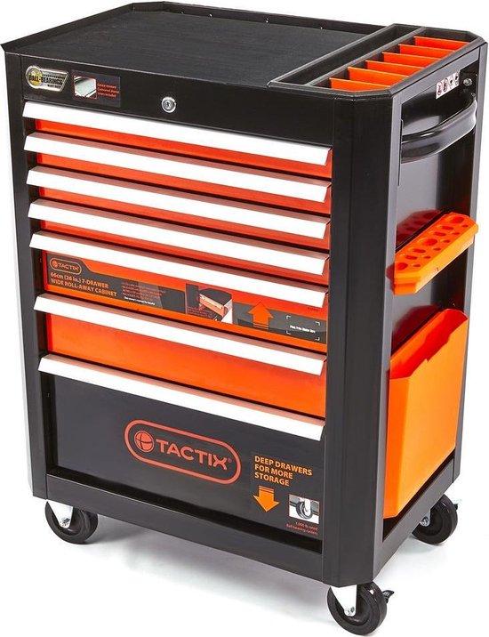 HBM Tactix 7 Laden Gereedschapswagen