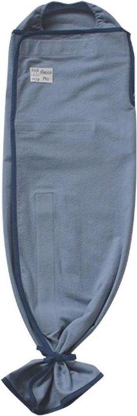 Pacco Plus Large - Afbouwdoek vanaf 6 à 7 kg - blauw