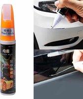 Auto Kras Reparatie Auto Care Kras Remover Onderhoud Verf Verzorging Auto Paint Pen (Peal White)