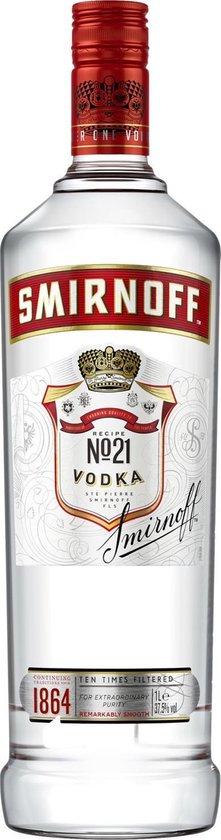 Smirnoff Vodka - 1 L