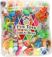 100 stuks uitdeel cadeautjes voor kinderen - Grabbelton kadootjes -