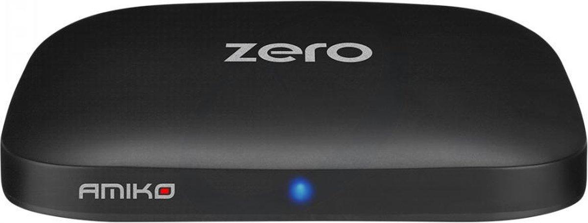 Amiko Zero 4K UHD | IPTV & Android box