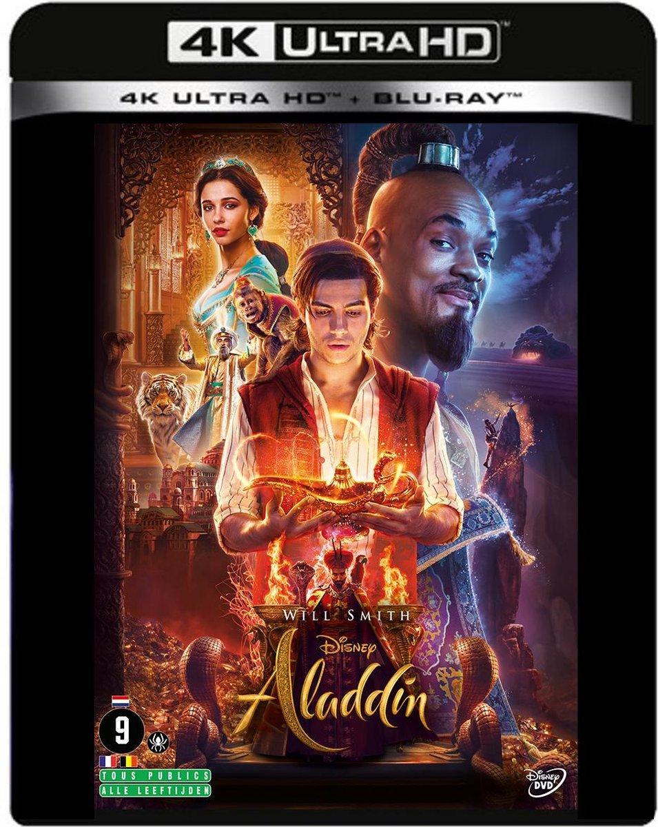 Aladdin (4K Ultra HD Blu-ray) (Import zonder NL)-