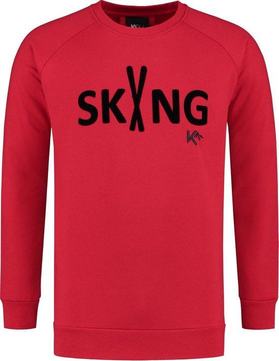 Heren Sweater Skiing Greymel Kou Sportswear