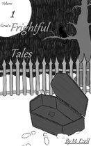 Omslag Grue's Frightful Tales Volume 1
