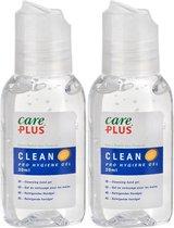 2x reinigende handgel - Care Plus Pro Hygiene handgel - 30 ml