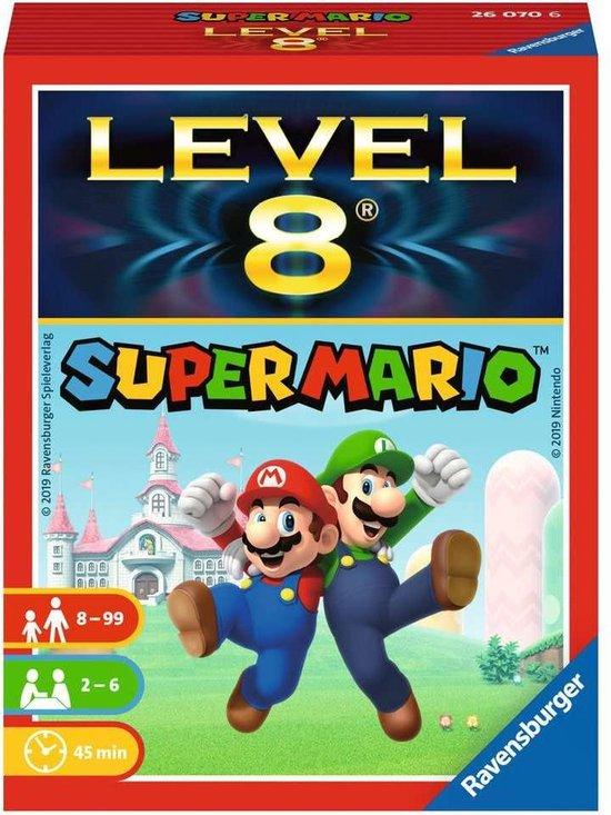 Afbeelding van het spel Ravensburger nintendo Mario Level 8 - kaartspel