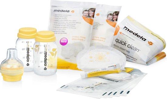 Product: Medela Starterpakket, van het merk Medela