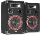 """Luidsprekerset – MAX XEN3512 luidsprekerset 3-weg met 12"""" woofers - 1000W"""