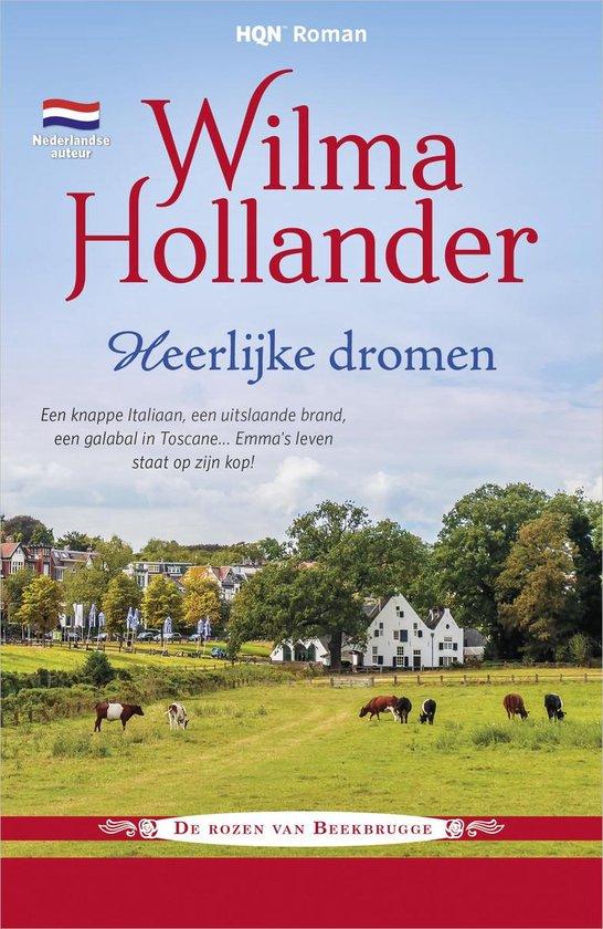 Heerlijke dromen - Wilma Hollander |