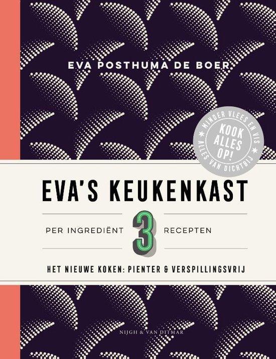 Eva's keukenkast - Eva Posthuma de Boer |