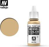 VALLEJO Model Color Dark Sand