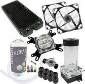 Liquid.cool Vortex One Advanced DIY 240mm Water Cooling Kit