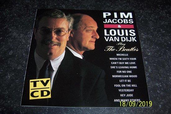 Pim Jacobs & Louis van Dijk play the Beatles