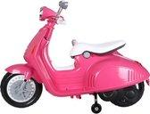 Elektrische kinder scooter / ELEKTRISCHE KINDERMOTOR/Elektrische meidenscooter/vespa loolalike