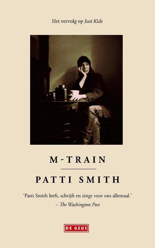 M-train - Patti Smith pdf epub