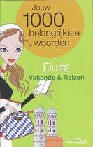 Boek cover Duits / Vakantie en Reizen van Van Dale