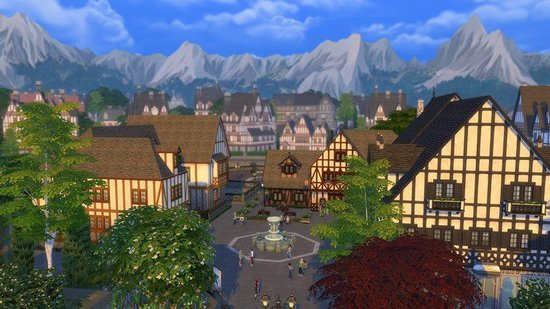 De Sims 4: Beleef Het Samen - Expansion Pack - Windows + MAC - Code in box - Electronic Arts