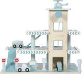 Afbeelding van Little Dutch Speelgoed Garage