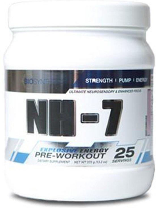 Bio Synthesis - NH-7 pre workout - Watermeloen 25 servings