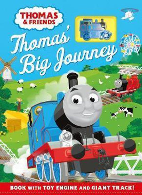 Thomas & Friends: Thomas' Big Journey