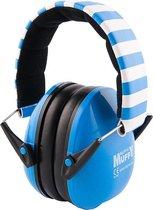 Alpine Muffy Gehoorbescherming Kinderen - SNR 25 dB - Blauw