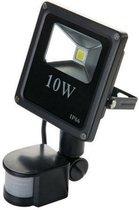 LED BOUWLAMP 10 watt IP66 met Sensor
