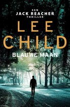 Boek cover Jack Reacher - Blauwe maan van Lee Child (Onbekend)