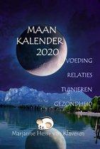 Maankalenders  -  Maankalender 2020