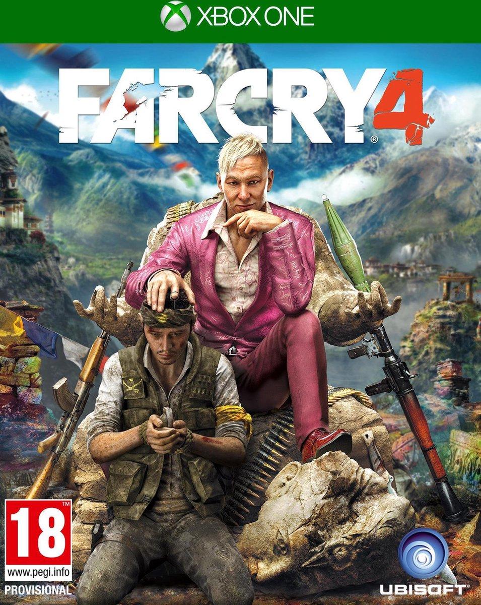 Far Cry 4 - Xbox One - Ubisoft