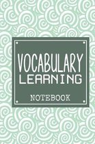 Vocabulary Learning Notebook
