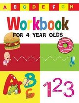 workbook for 4 year olds
