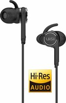 UiiSii T7 - Professionele Hi-Res In Ear Oortjes - Balaced Armature + HQ Dynamic Drivers - Zwart