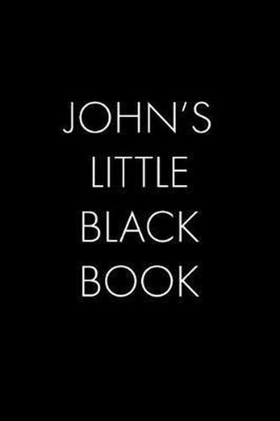 John's Little Black Book