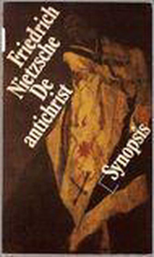 Boek cover De antichrist van Friedrich Nietzsche (Paperback)