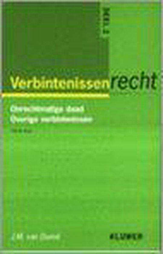 Verbintenissenrecht - J.M. van Dunne  