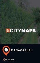 City Maps Manacapuru Brazil
