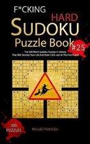 F*cking Hard Sudoku Puzzle Book #25