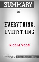 Boek cover Summary of Everything, Everything van Paul Adams
