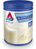 Atkins Advantage Vanille Mix Maaltijdshake - 370 gram