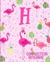Composition Notebook H