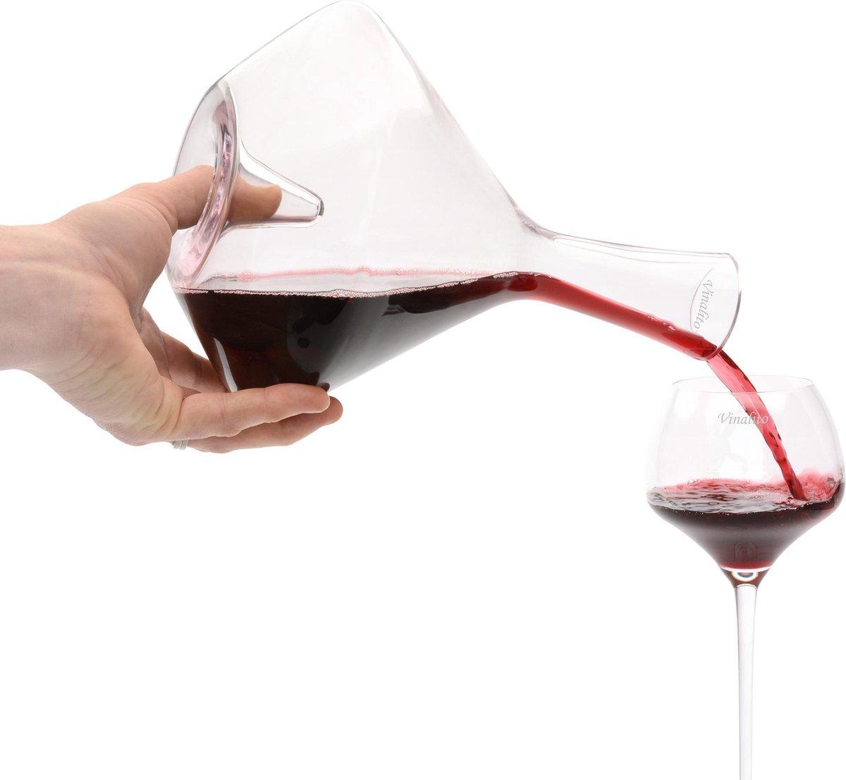 Vinalito Wijn Beluchter Decanteerkaraf - IGGI