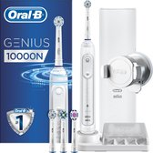 Oral-B Genius 10000N - Elektrische Tandenborstel - Wit