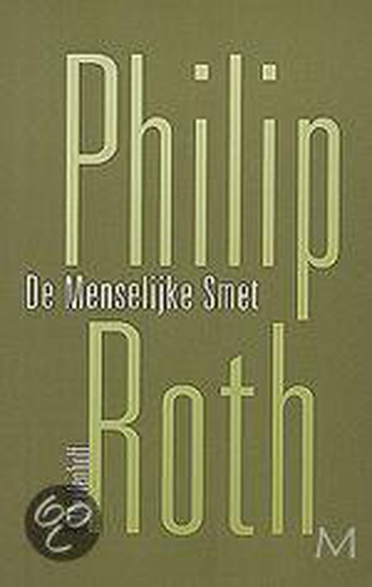 De menselijke smet - Philip Roth |