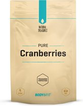 Body & Fit Superfoods Pure Cranberries - 500 gram