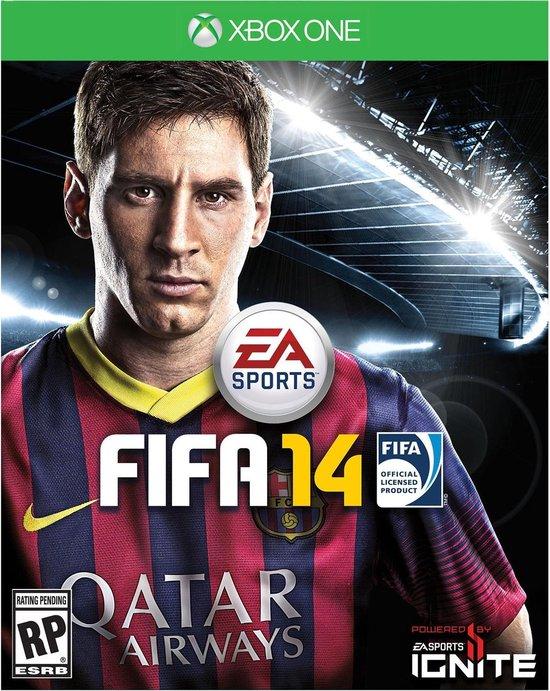 FIFA 14 XBOX ONE FR PG FRONTLINE