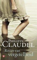 Boek cover Rivier van vergetelheid van Philippe Claudel
