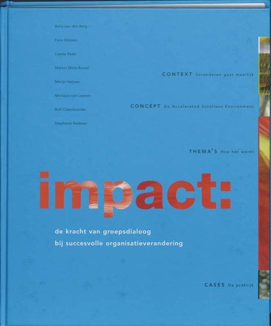Impact - Belia van den Berg | Fthsonline.com