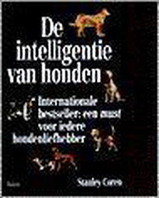 INTELLIGENTIE VAN HONDEN - Stanley Coren   Fthsonline.com